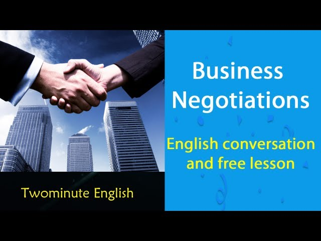 an introduction to the way to do business negotiation in the philippines Negotiation theory, introduces basic definitions and concepts, and provides an overview of some of the main schools of thought contributing to the existing negotiation literature section four provides an overview of the essential elements of principled negotiations, and.